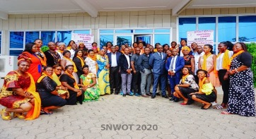 SNWOT 2020 group photo Cameroon