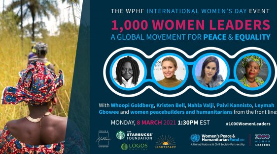 Philanthropy Women Peace Funding