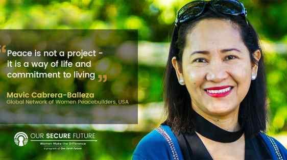 quote from Mavic Cabrera-Balleza