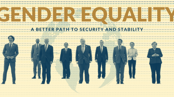 Gender, Security, Women, Gender Equality, National Security, Foreign Policy