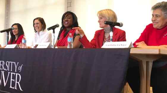 International Womens Day leadership