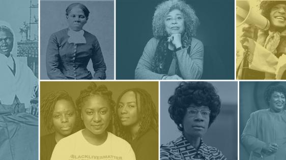 Black Women US Activists Peacebuilders