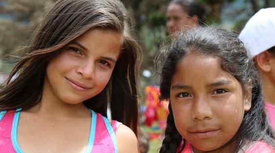 Women building peace in Colombia
