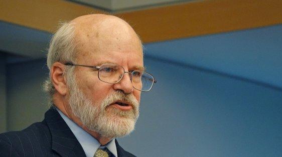 ambassador Don Steinberg speaks women