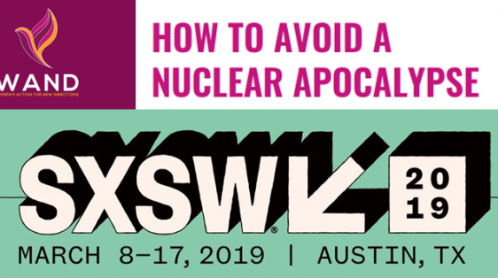 How to Avoid a nuclear apocalypse sxsw