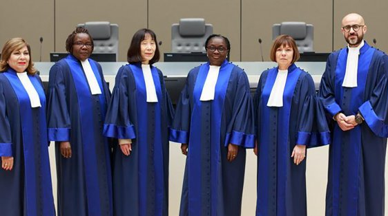 new judges to the international criminal court