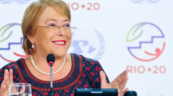 michelle bachelet women leadership