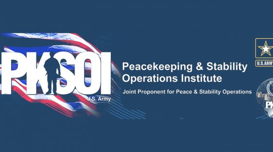 peacekeeping stability operations institute