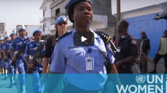 screengrab from UN peacekeeping video