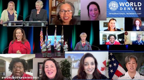 WorldDenver IWD: Women in National Security