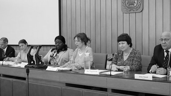 women in maritime security