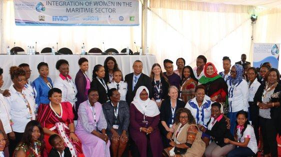 Women in maritime Kenya