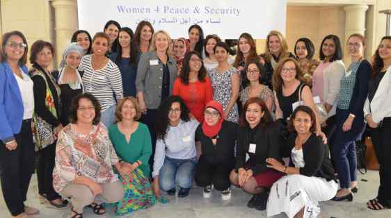 Women and Peace Media Summit