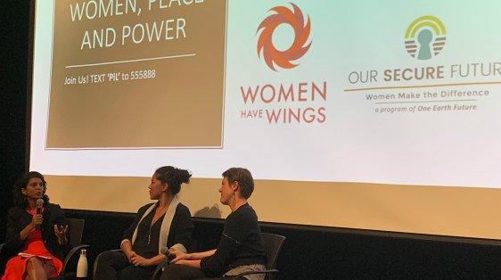 women peace power films