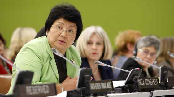 Women World Leaders Discuss Gender Equality in Politics, UN Photo/Rick Bajornas