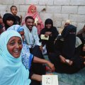 Woman Yemen Community Equality