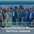 Southwest/Northwest Women's Task Force, Cameroon Distinguished Partners WPS