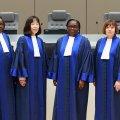new judges to the international criminal court