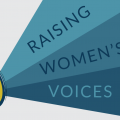 raising womens voices series