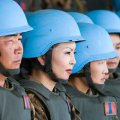 women peacekeepers