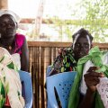 women peace south sudan