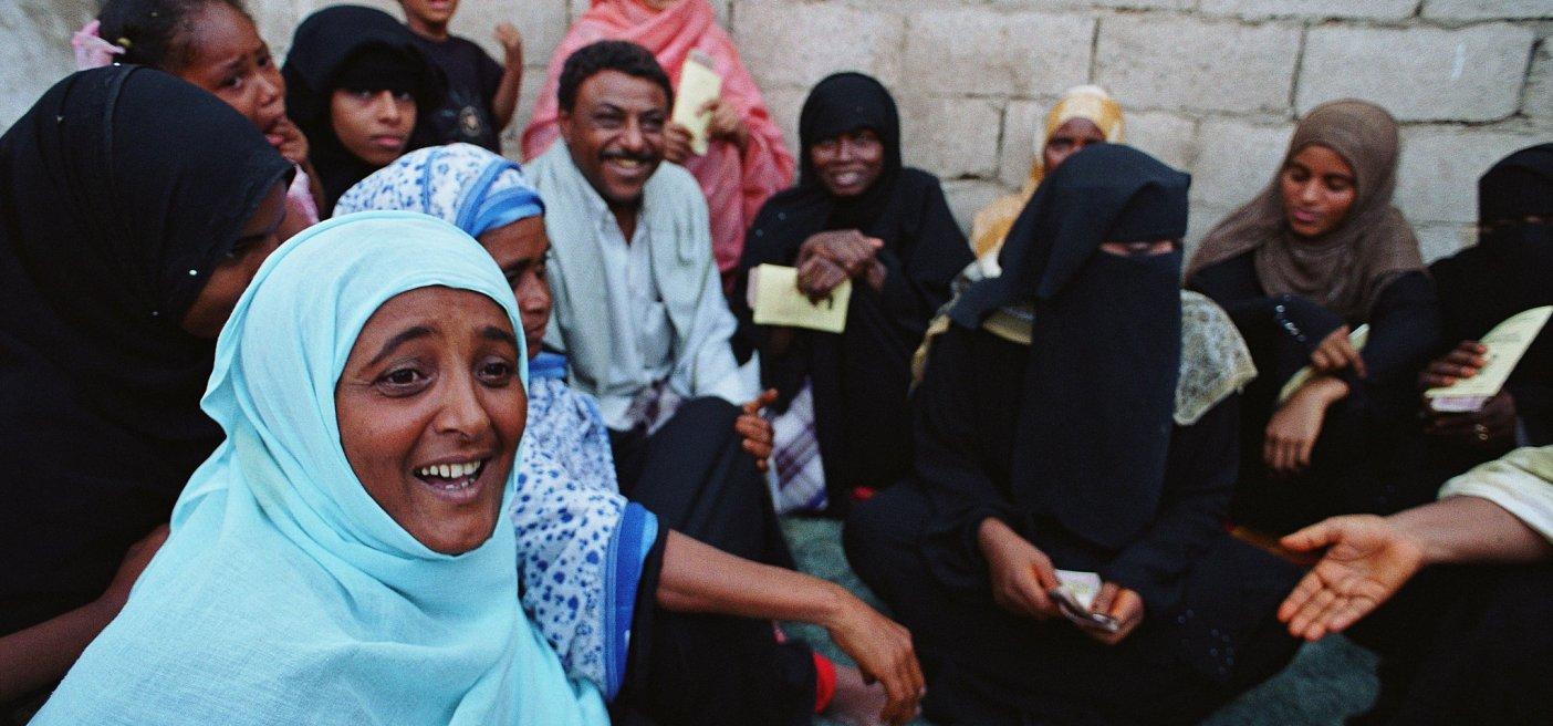 Woman Yemen Community Equality