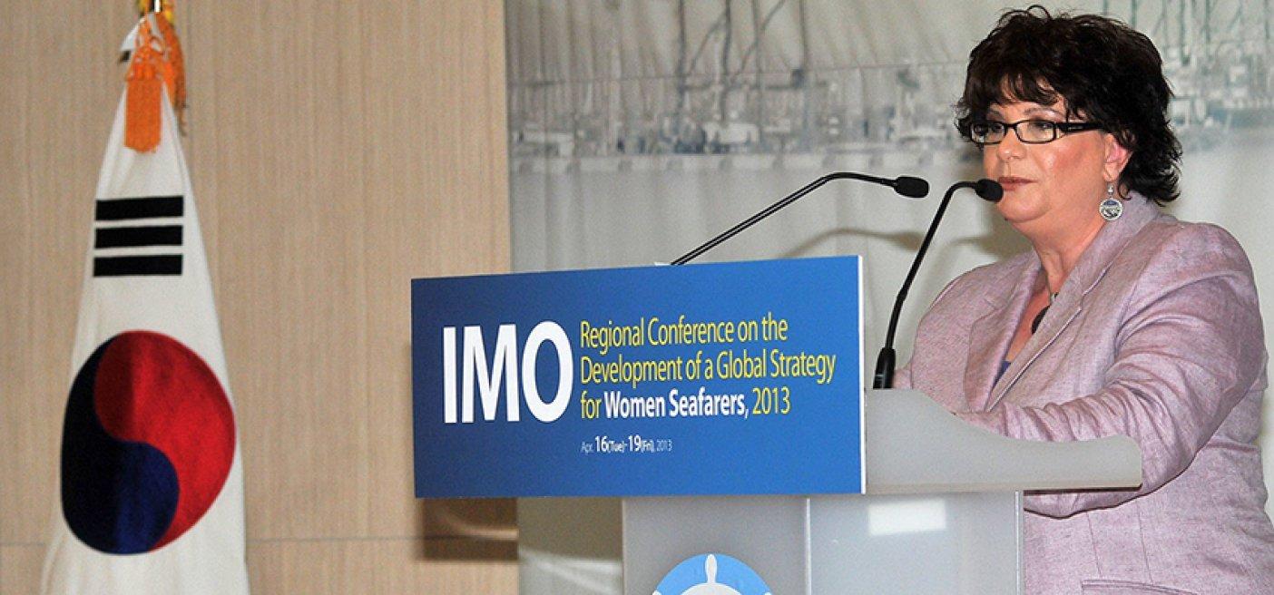 International Maritime Organization Women in Maritime