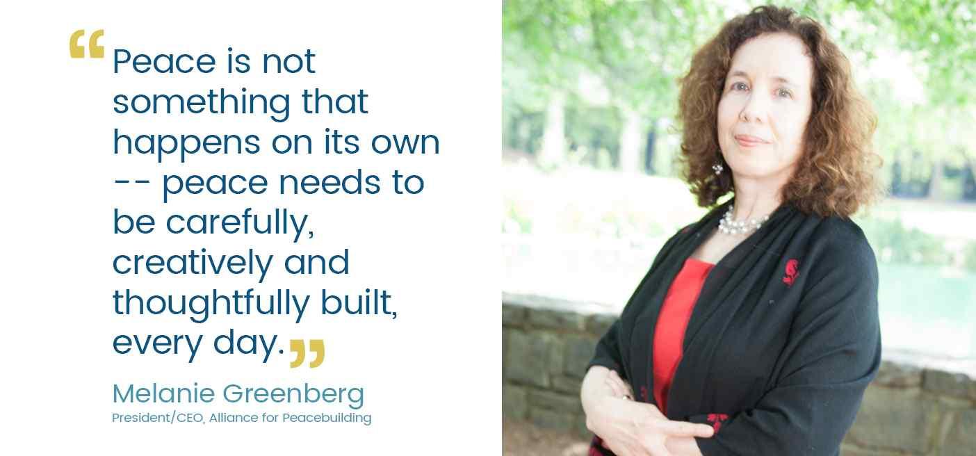 Melanie Greenberg - Photo by Sandy Phipps