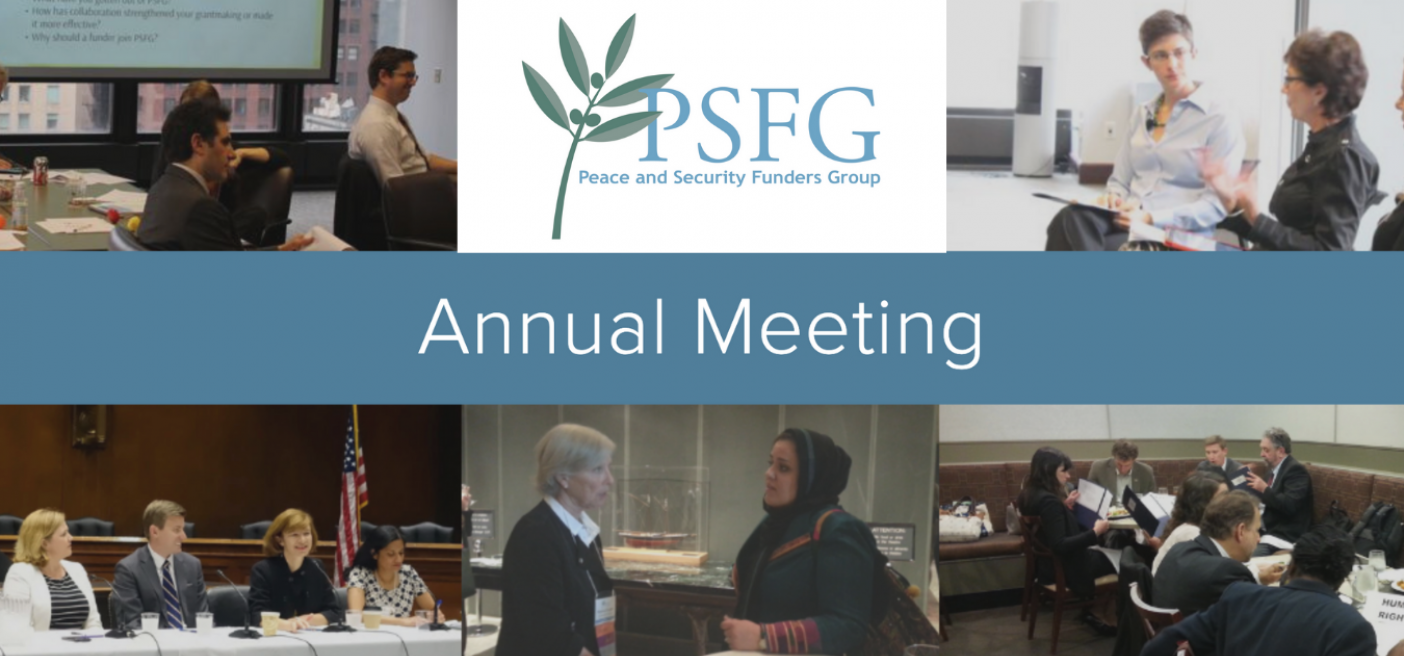 peace; security; WPS; women, peace security; redefine security; funders; peace and security funders group; PSFG