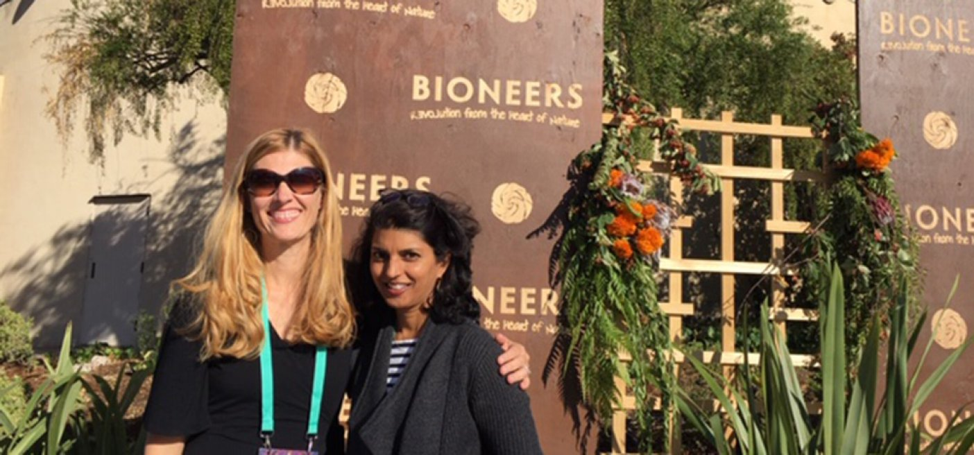 Bioneers conference