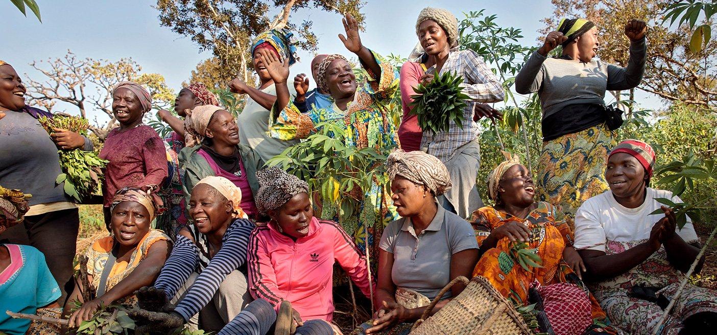 Women Cameroon peace