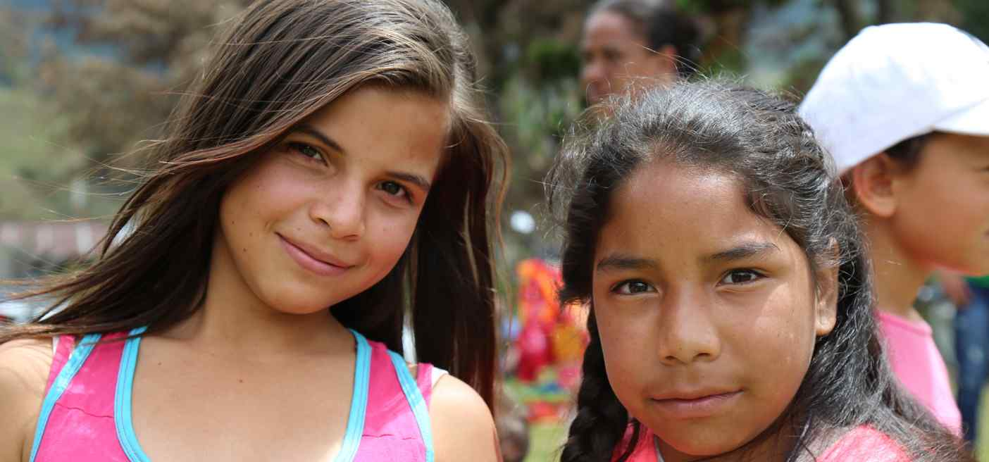 Women building peace in Colombia