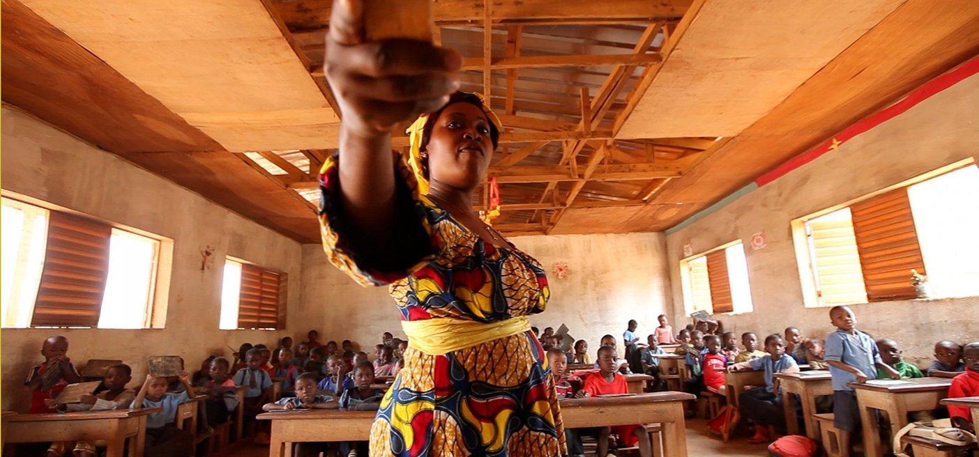 Women education right Cameroon
