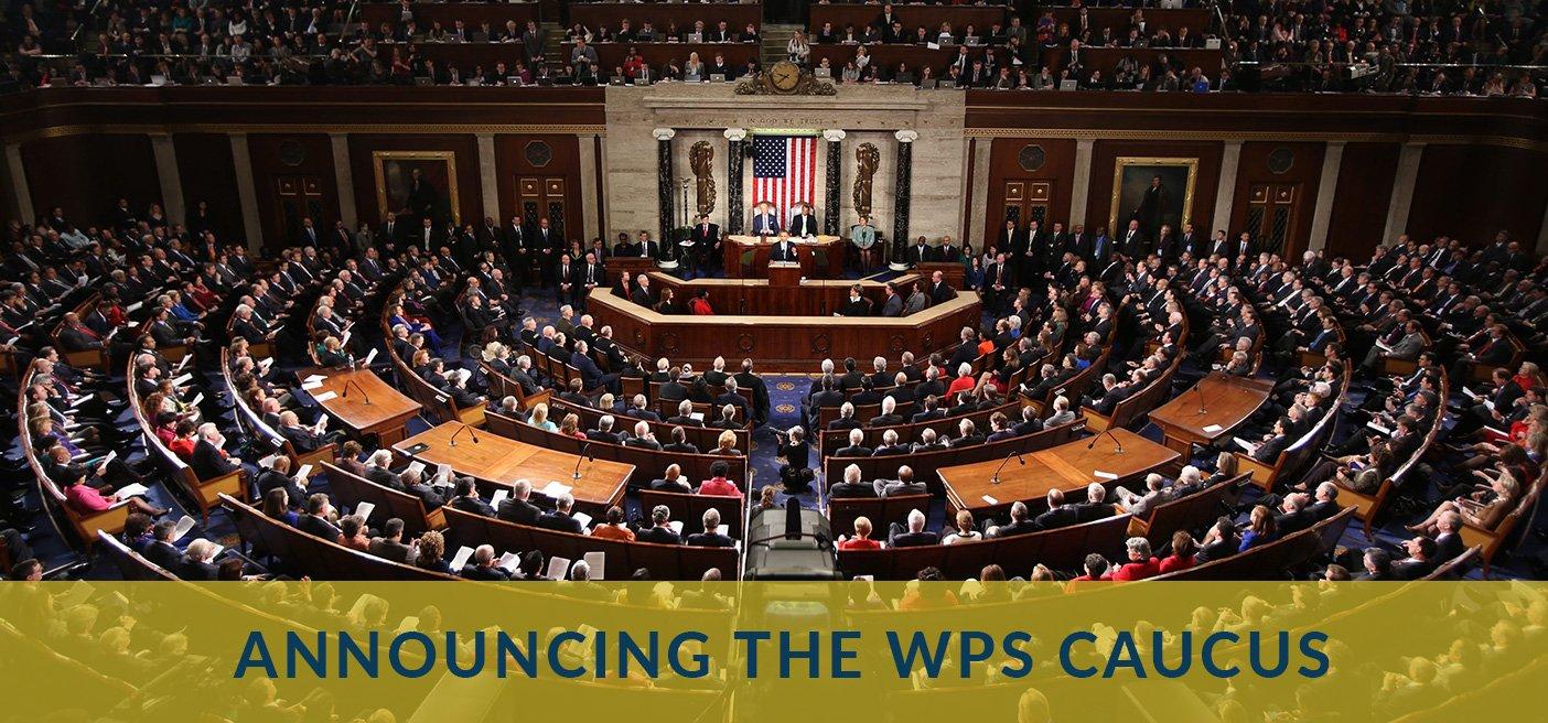wps caucus us house representatives