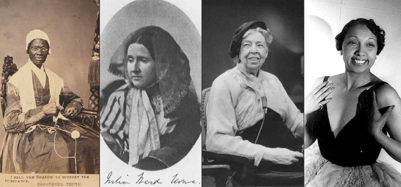 legendary American women to celebrate Independence Day