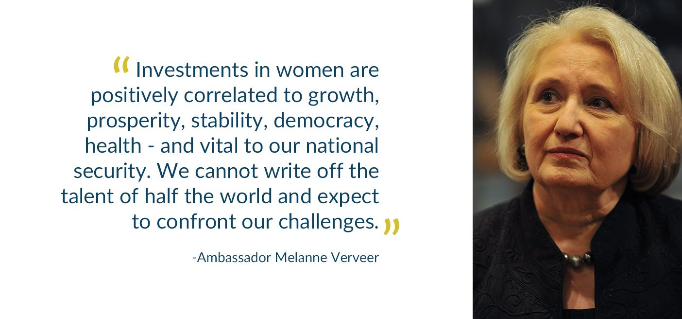 Melanne Verveer women