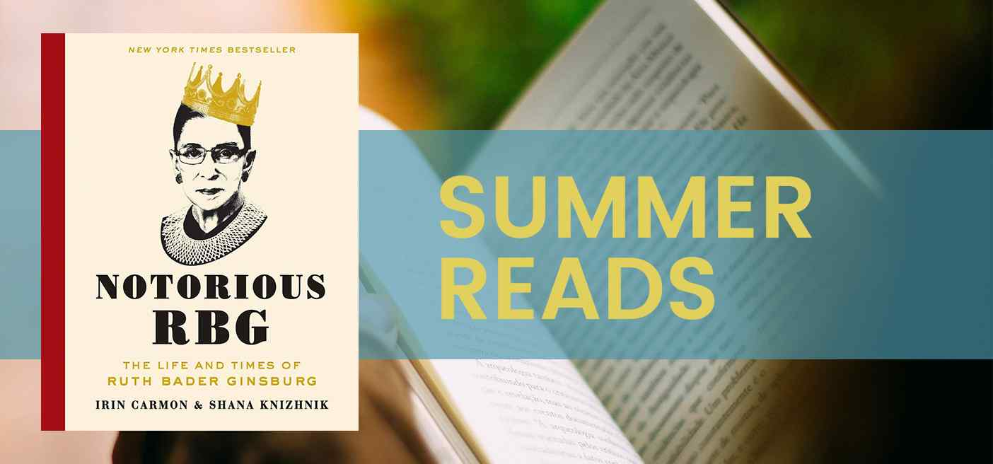 Notorious RBG Summer Reads Review