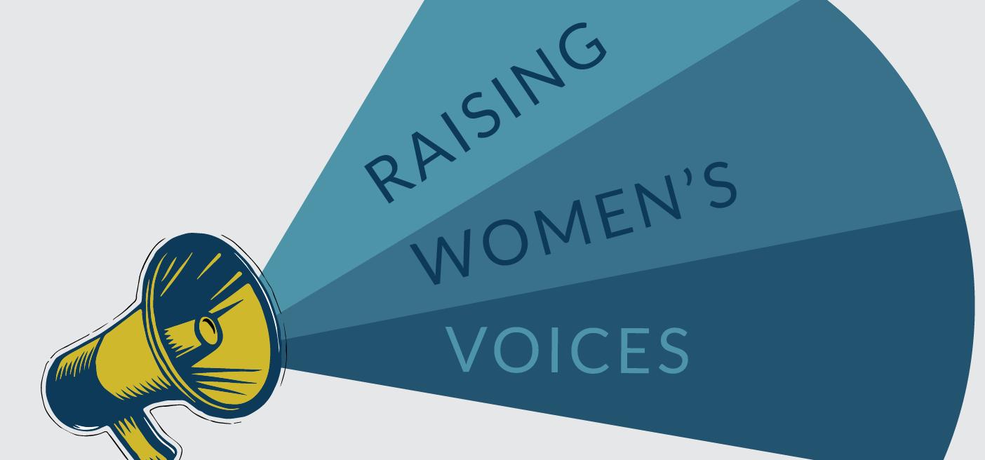 raising womens voices series