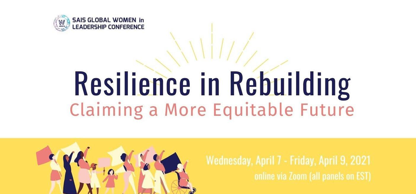 resilience in rebuilding april 2021