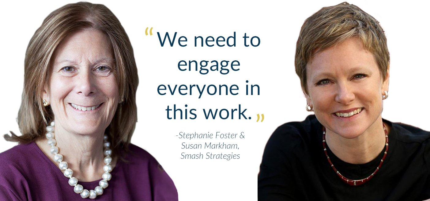 Susan Markham Stephanie Foster Smash Strategies
