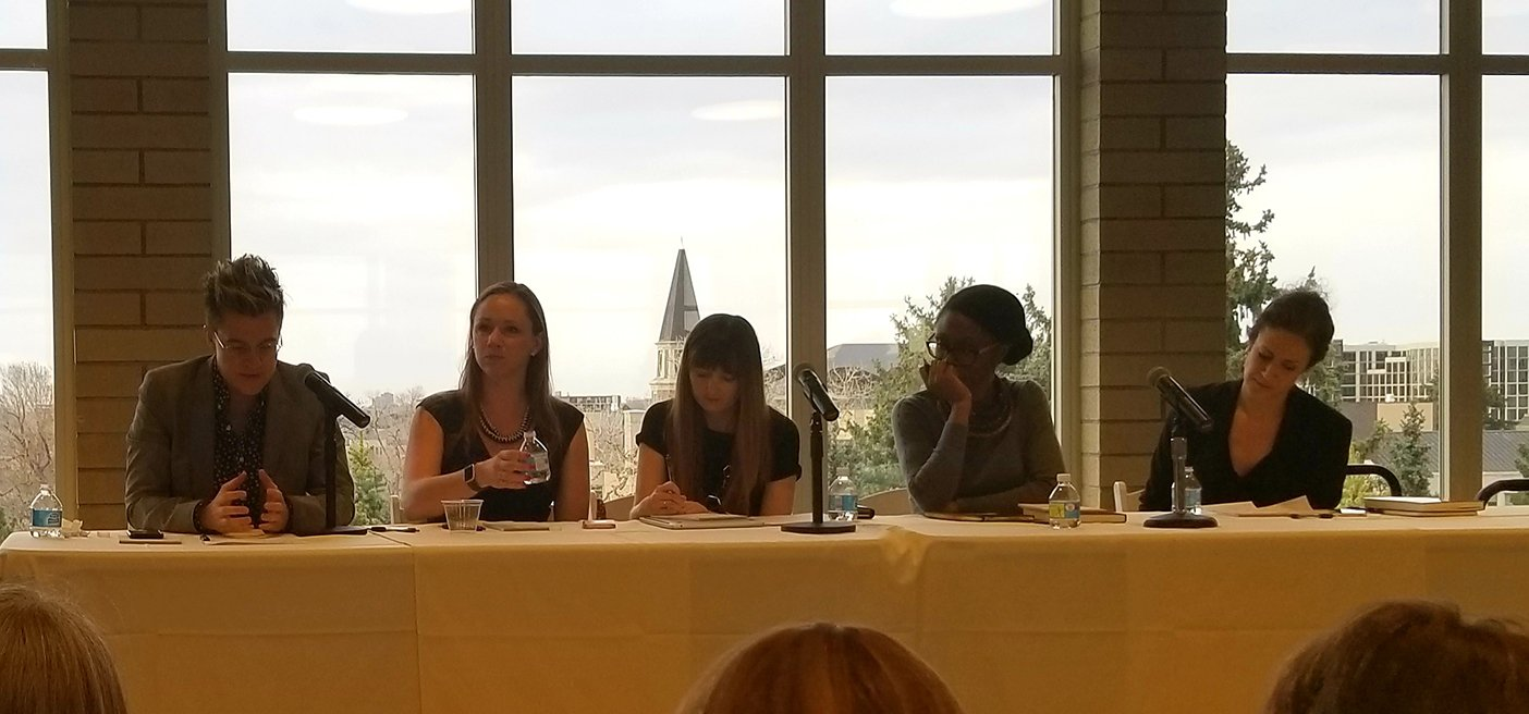 panel discussion for Marie Berry's new book, War, Women and Power