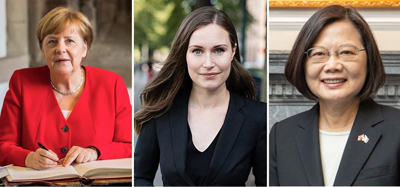 Women Leaders Covid-19