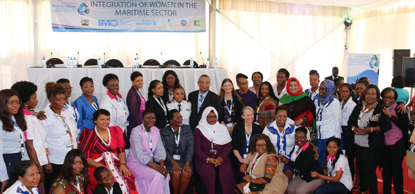 Women in maritime Kenya