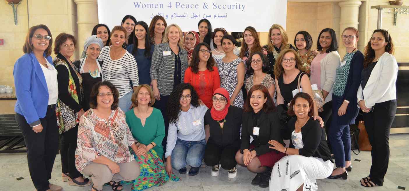 Women and Peace Media Summit