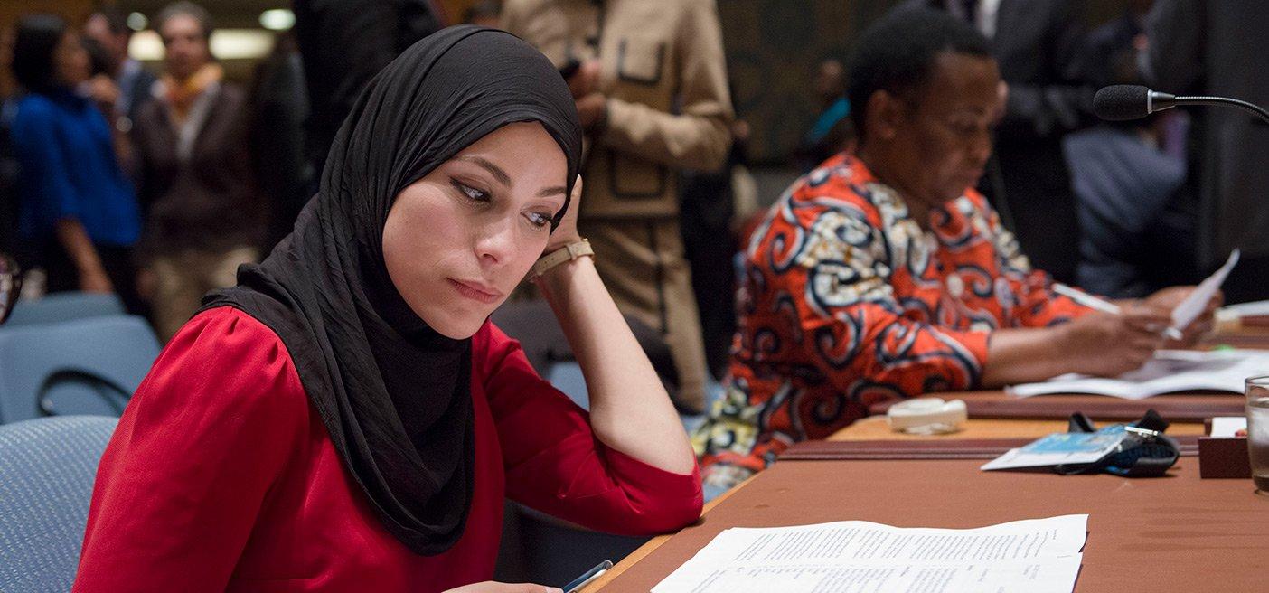 women peace security engagement