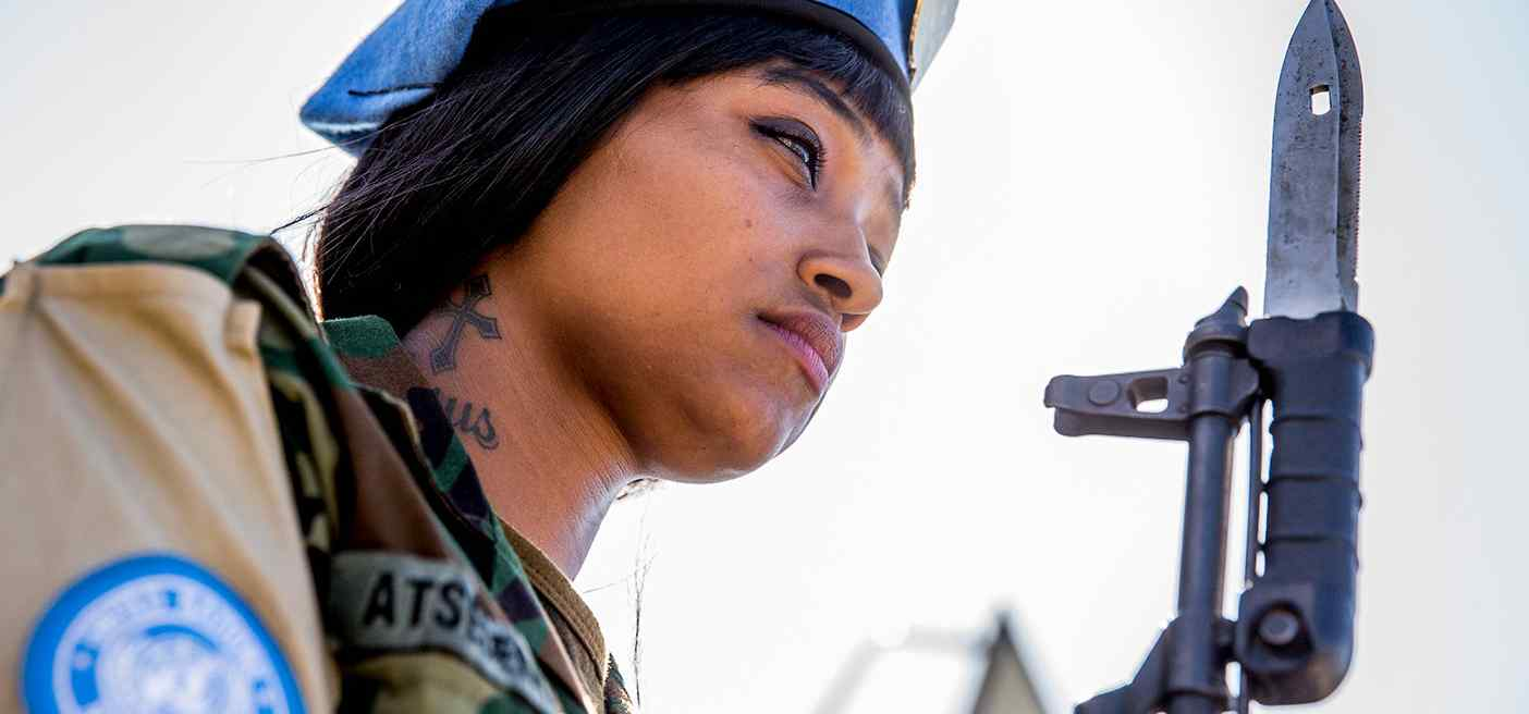Women and Peacekeeping Intelligence