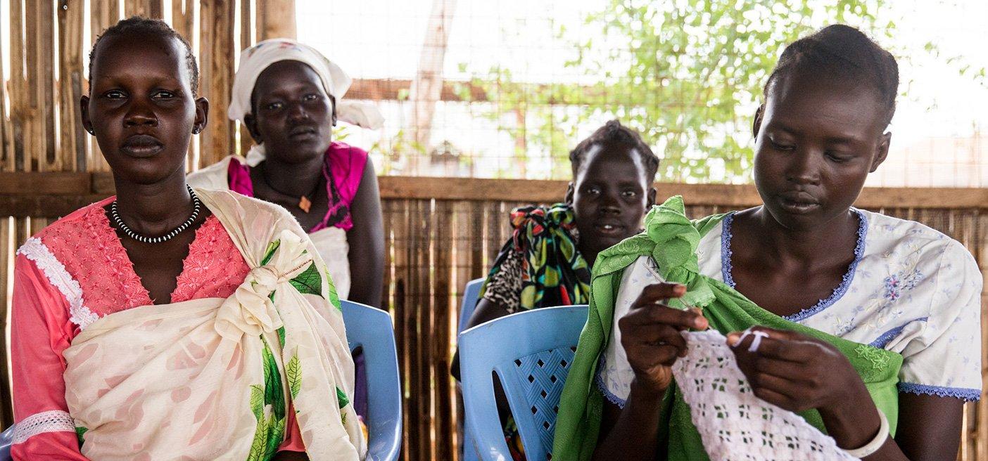 women peace south sudan