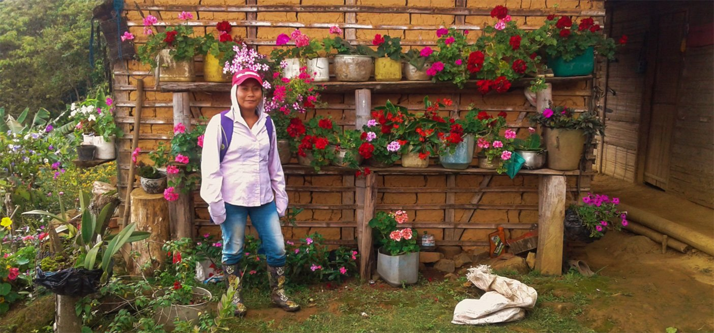 Colombia indigenous communities women