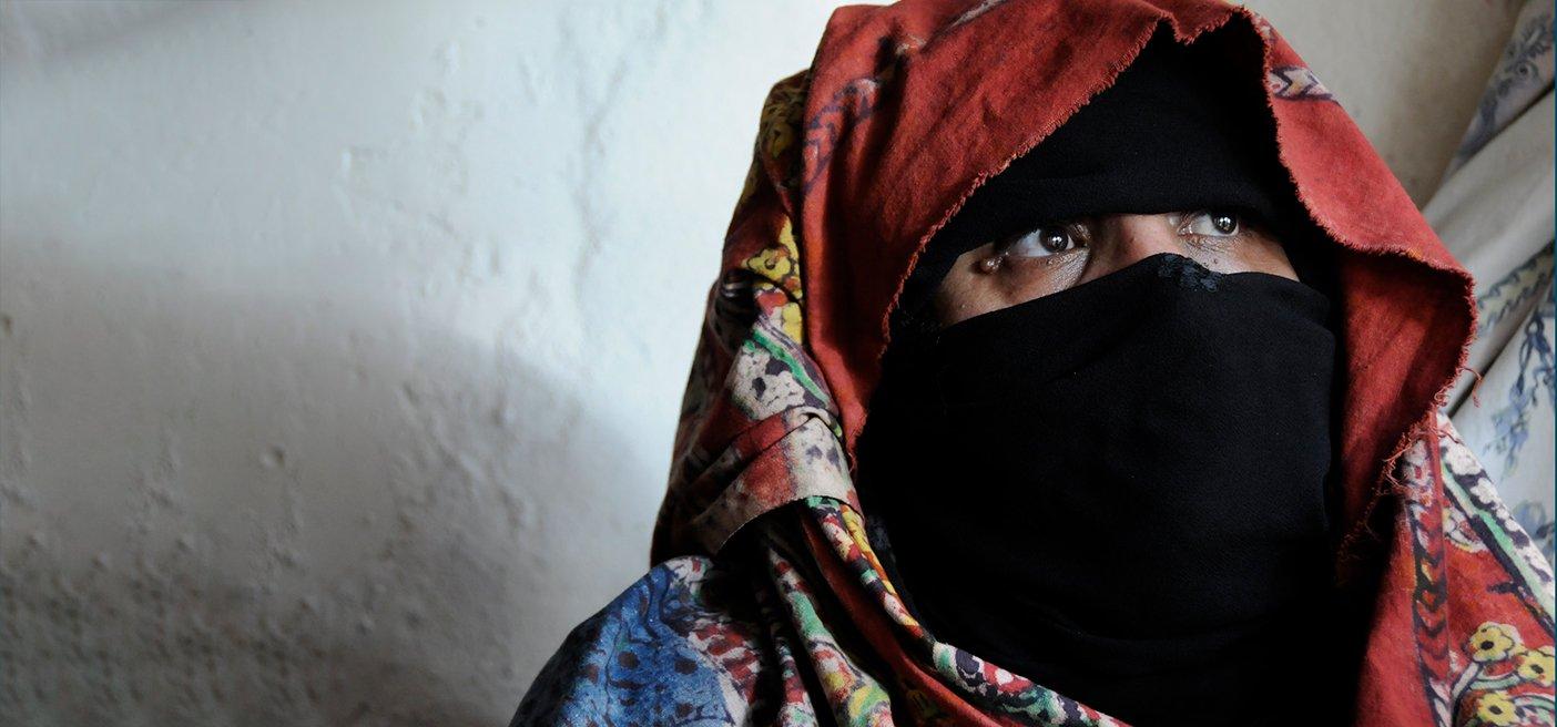 Yemeni women WPS