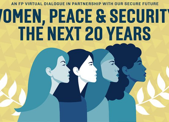 foreign policy future Women Peace Security